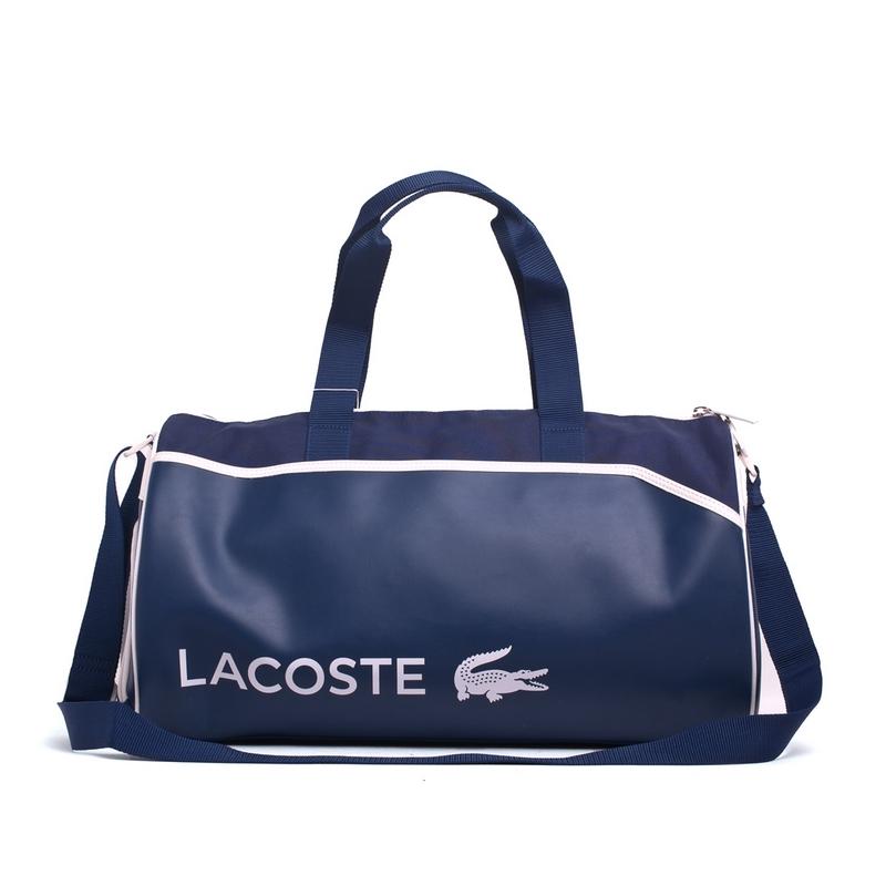 Perfect Lacoste Designer Womens Red Bag  Ladies Tote Shopper Handbag  BRAND