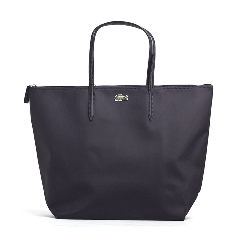 Brilliant Lacoste Chantaco Zip Tote Bag In Leather Online  Lacoste Womens Bags